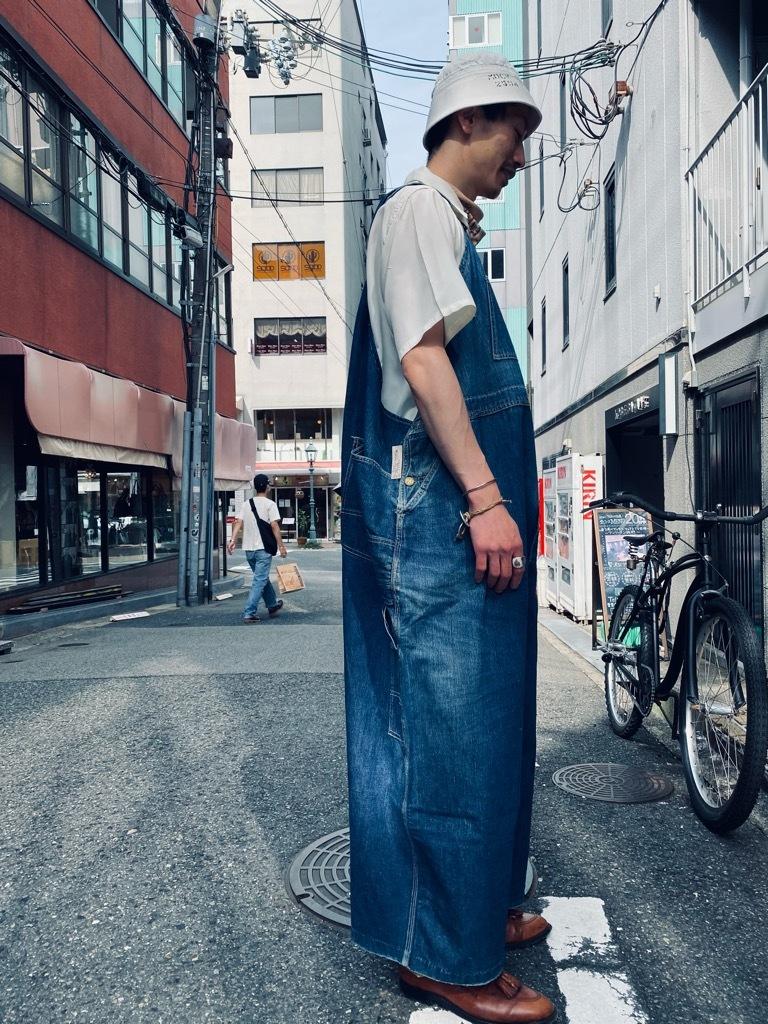 マグネッツ神戸店 6/9(水)Vintage入荷! #7 Vintage OverAll!!!_c0078587_16174210.jpg
