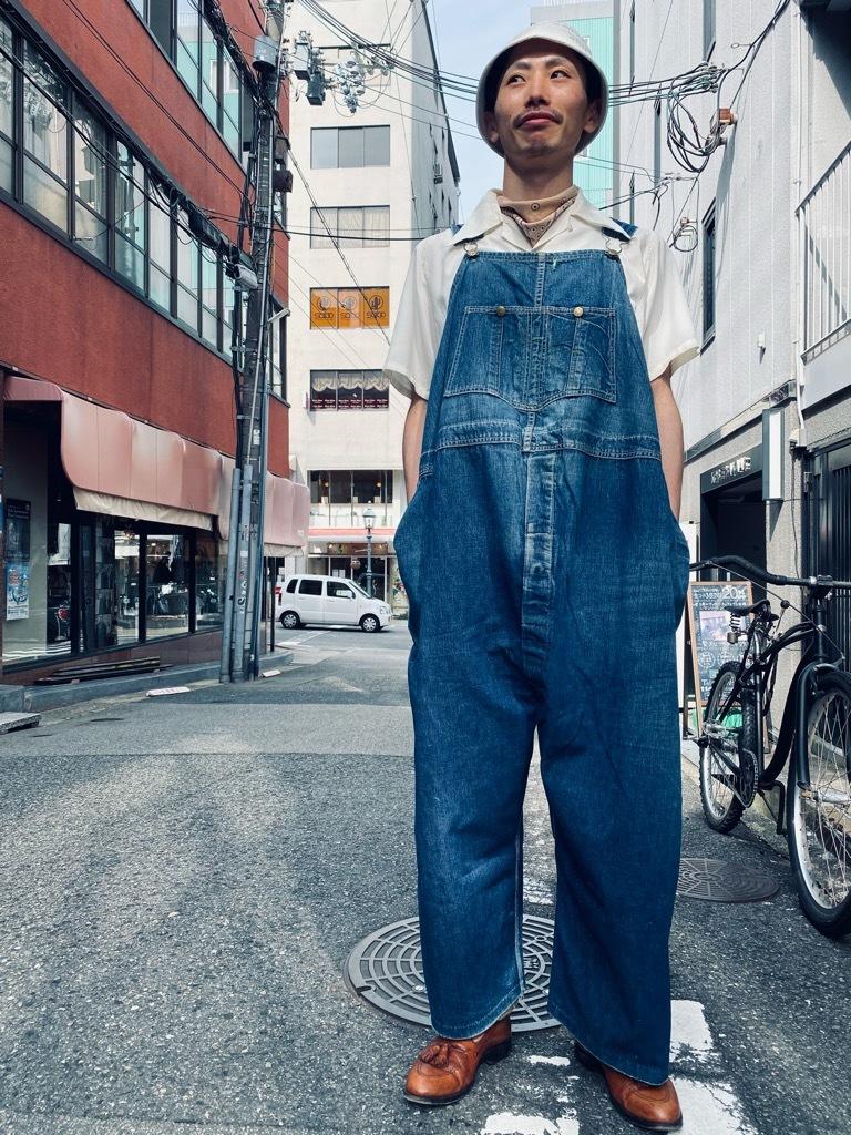 マグネッツ神戸店 6/9(水)Vintage入荷! #7 Vintage OverAll!!!_c0078587_16174387.jpg