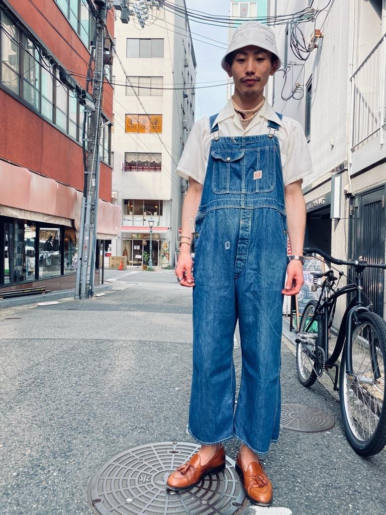 マグネッツ神戸店 6/9(水)Vintage入荷! #7 Vintage OverAll!!!_c0078587_16181434.jpg