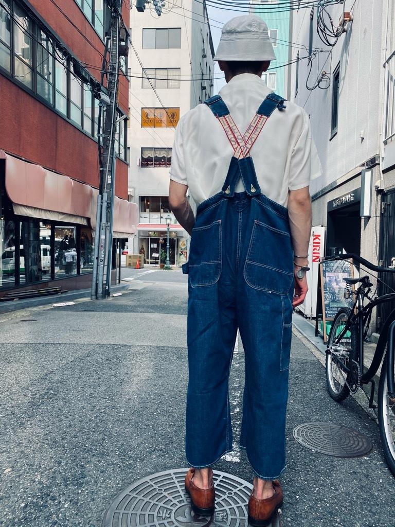 マグネッツ神戸店 6/9(水)Vintage入荷! #7 Vintage OverAll!!!_c0078587_16181664.jpg