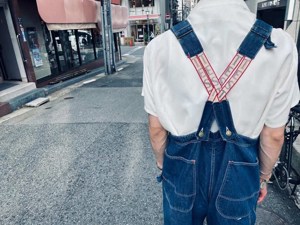 マグネッツ神戸店 6/9(水)Vintage入荷! #7 Vintage OverAll!!!_c0078587_16181718.jpg