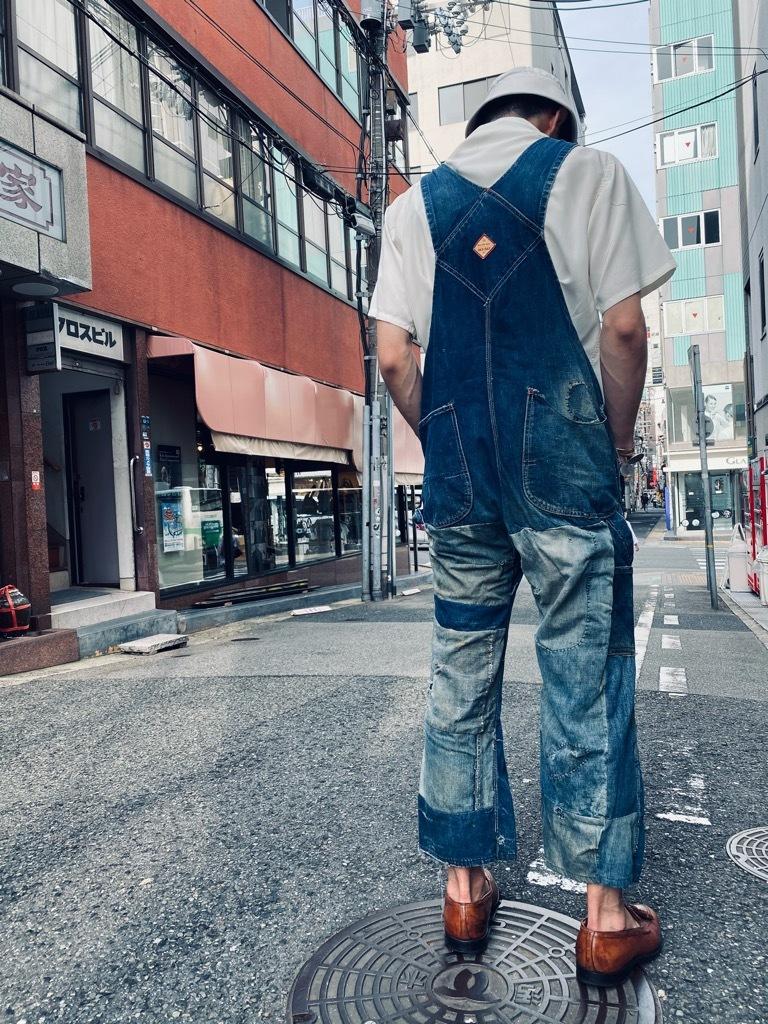 マグネッツ神戸店 6/9(水)Vintage入荷! #7 Vintage OverAll!!!_c0078587_16185172.jpg