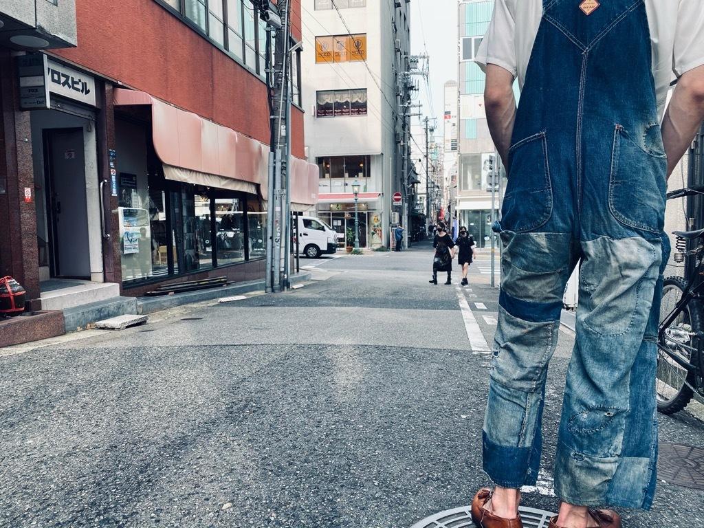 マグネッツ神戸店 6/9(水)Vintage入荷! #7 Vintage OverAll!!!_c0078587_16185220.jpg