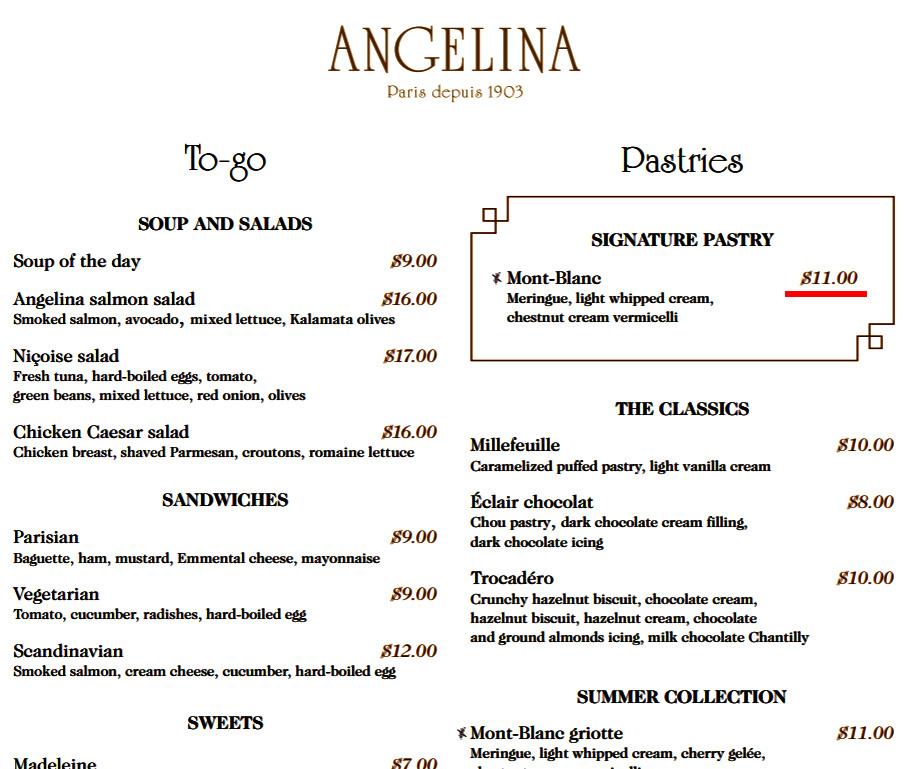 パリの伝説的な老舗のティールーム『アンジェリーナ』(Angelina)、ニューヨークに米国一号店をオープン_b0007805_07302728.jpg
