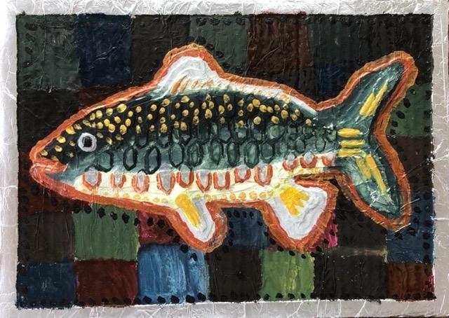 稲沢教室、完成したアルミの魚を紹介します。6_f0373324_16190163.jpg