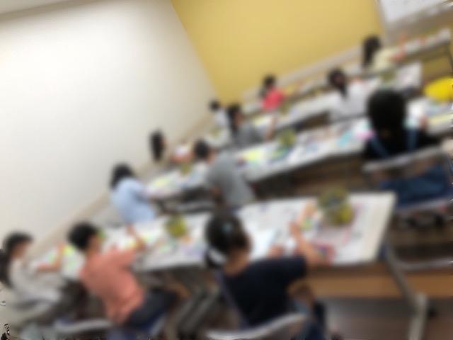 アピタ稲沢、友遊カルチャー、日曜こども絵画教室II_f0373324_16215310.jpg