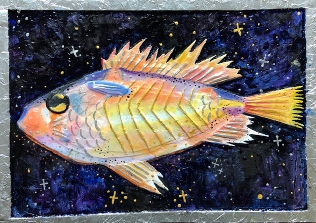 稲沢教室、小中学生のアルミの魚を紹介します。その7_f0373324_16223160.jpg