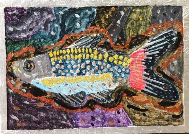 稲沢教室、小中学生のアルミの魚を紹介します。その7_f0373324_16223289.jpg