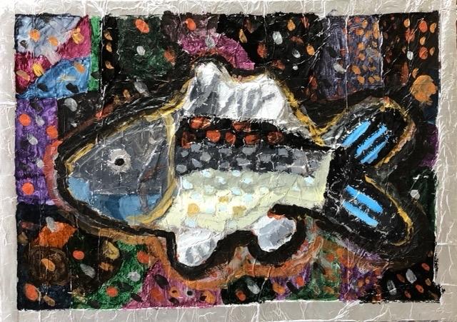 稲沢教室、小中学生のアルミの魚を紹介します。その7_f0373324_16223378.jpg