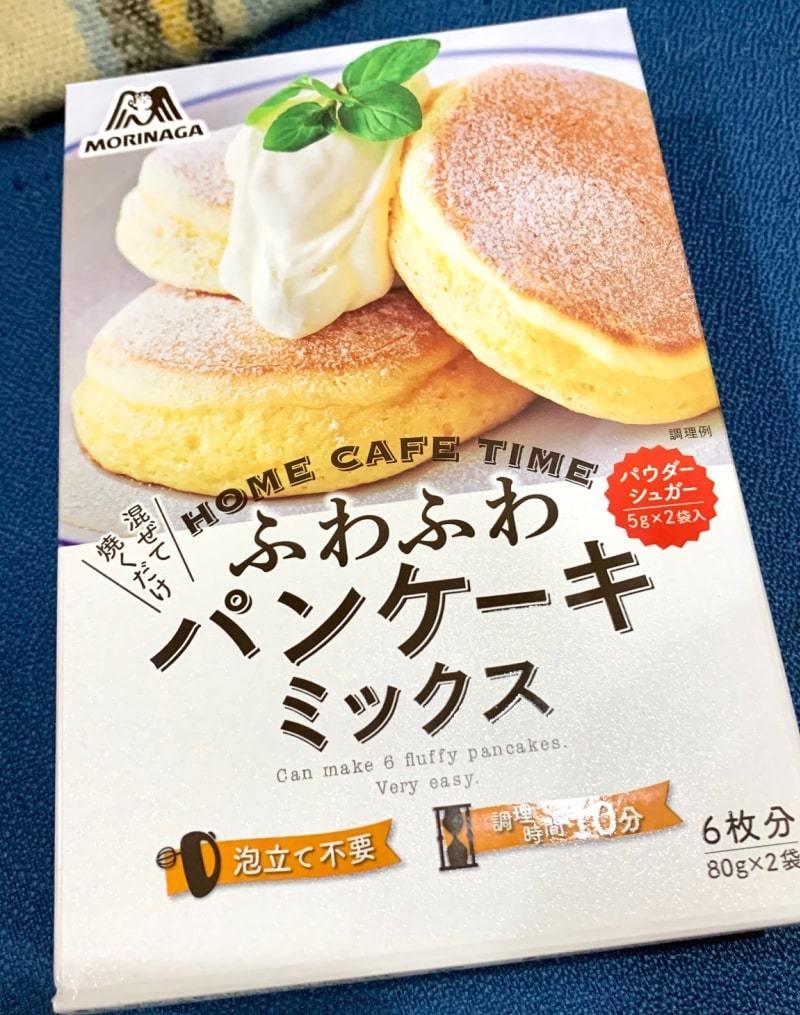 ごはん日和「ふわふわパンケーキ」_d0118933_10222444.jpg