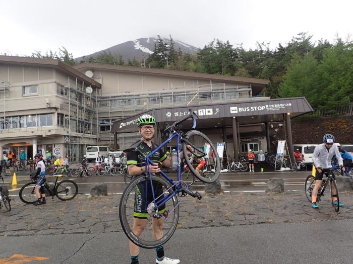 第17回Mt.富士ヒルクライムでお会いしたウィリエールオーナー紹介⑤_a0386742_17015530.jpg