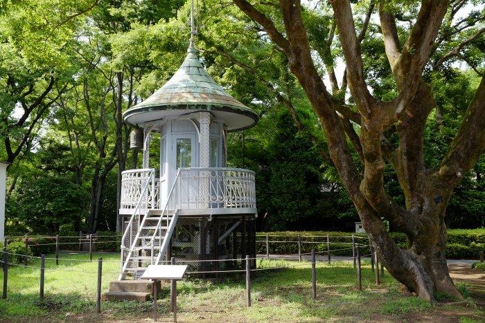 江戸東京たてもの園が再開した。(6)_e0129750_01080082.jpg