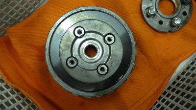 クロスカブ110 クラッチ滑りからの強化_e0114857_11154992.jpg