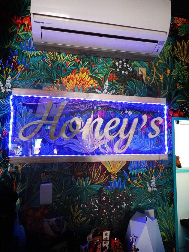 北久里浜(根岸町)『🇵🇭Philippines Dining & Bar Honey\'s』の「 #SISIG 」_c0119263_15240125.jpg