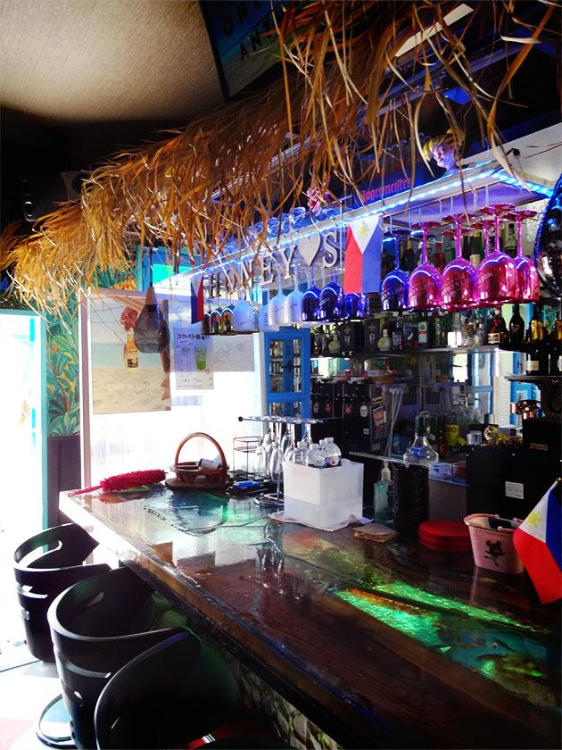 北久里浜(根岸町)『🇵🇭Philippines Dining & Bar Honey\'s』の「 #SISIG 」_c0119263_15240134.jpg