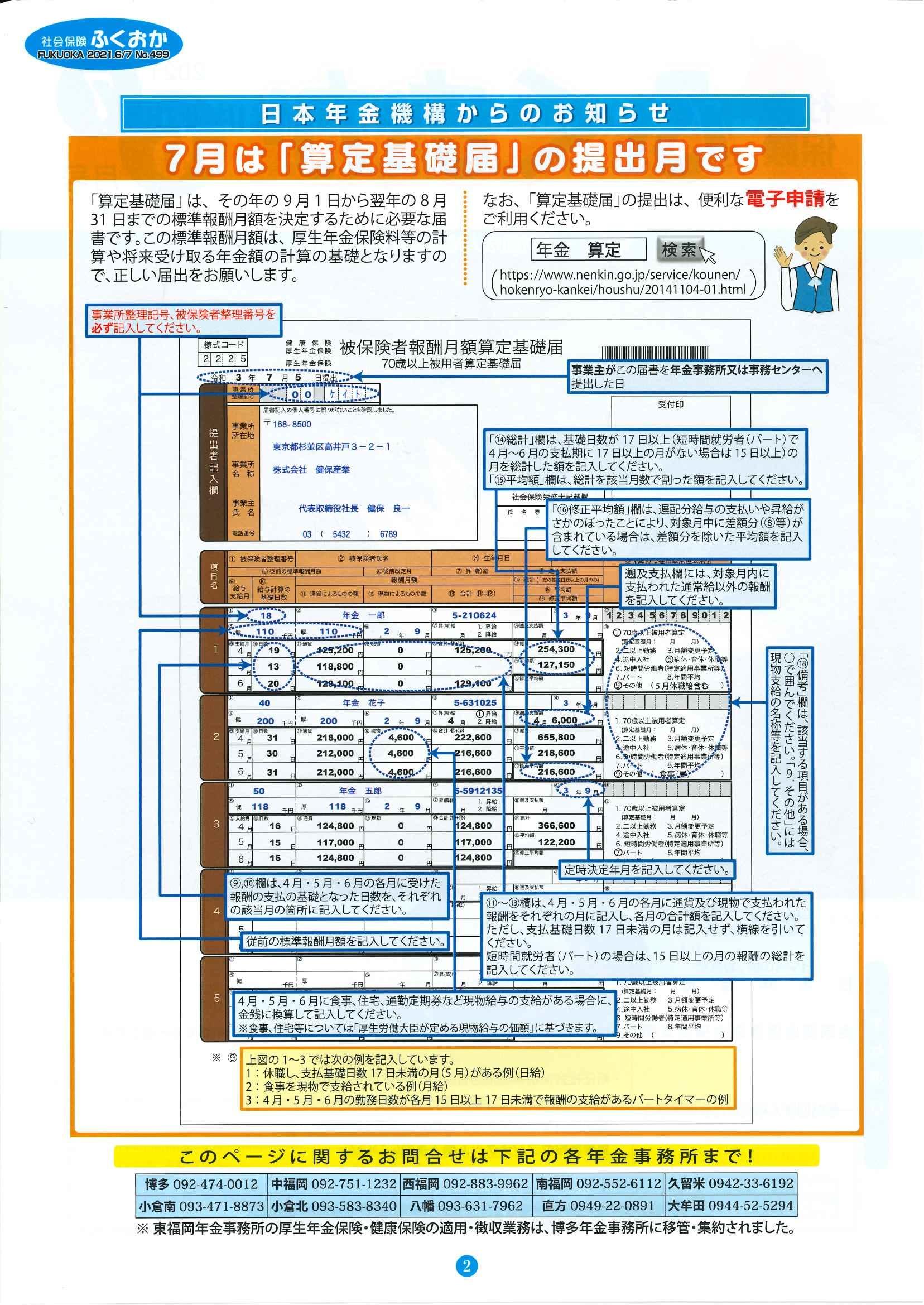 社会保険「ふくおか」2021年6・7月号_f0120774_13454588.jpg