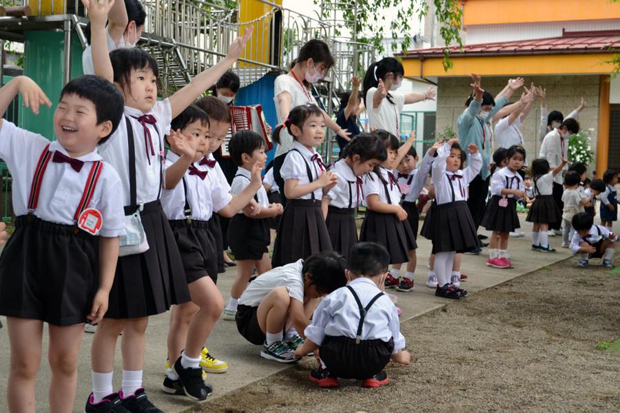 「園児花まつり」 上宮第一幼稚園_d0353789_15382581.jpg