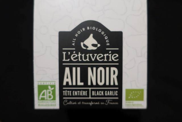 【MADE IN FRANCE】【BIO】黒ニンニク Ail Noir_a0014299_22450991.jpg