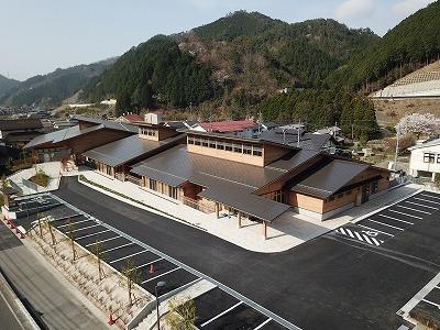 西粟倉村つどい・くらしの拠点施設 落成式_f0151251_15182037.jpg