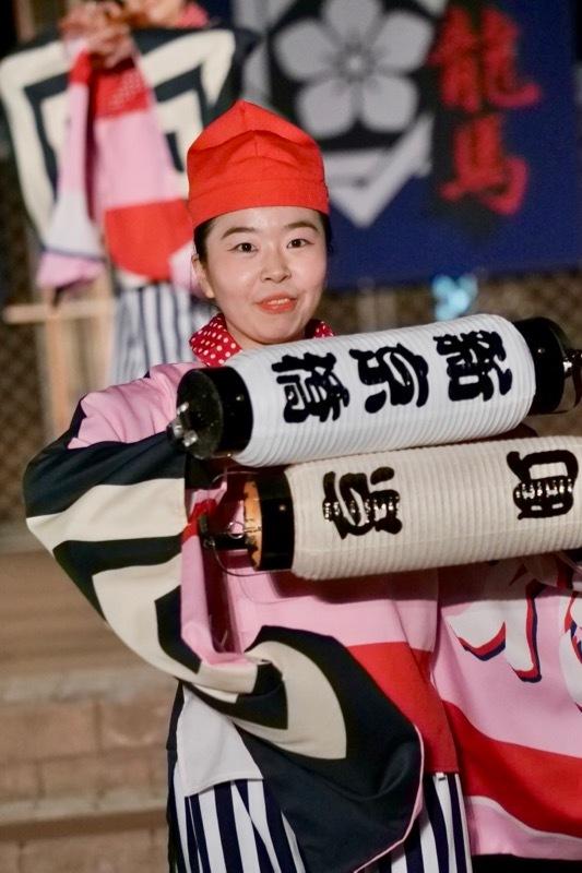 2020龍馬生誕祭その23(京町・新京橋「ゑびすしばてん連」)_a0009554_22541346.jpg