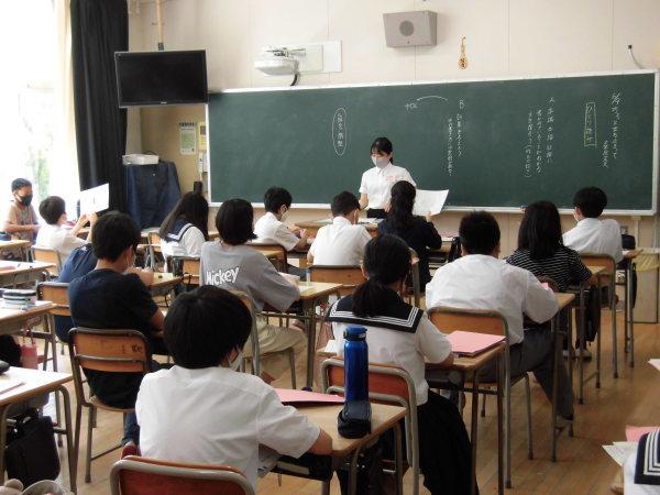 6/9(水) 本日の授業の様子_d0383872_13345990.jpg