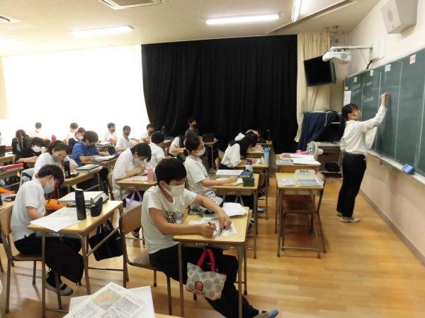 6/9(水) 本日の授業の様子_d0383872_13353461.jpg