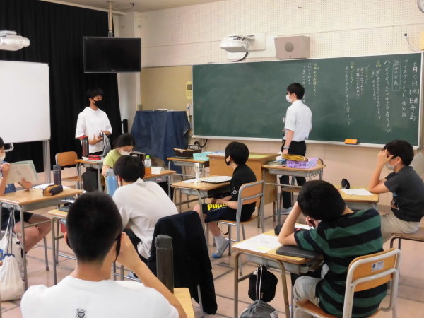 6/9(水) 本日の授業の様子_d0383872_13354371.jpg