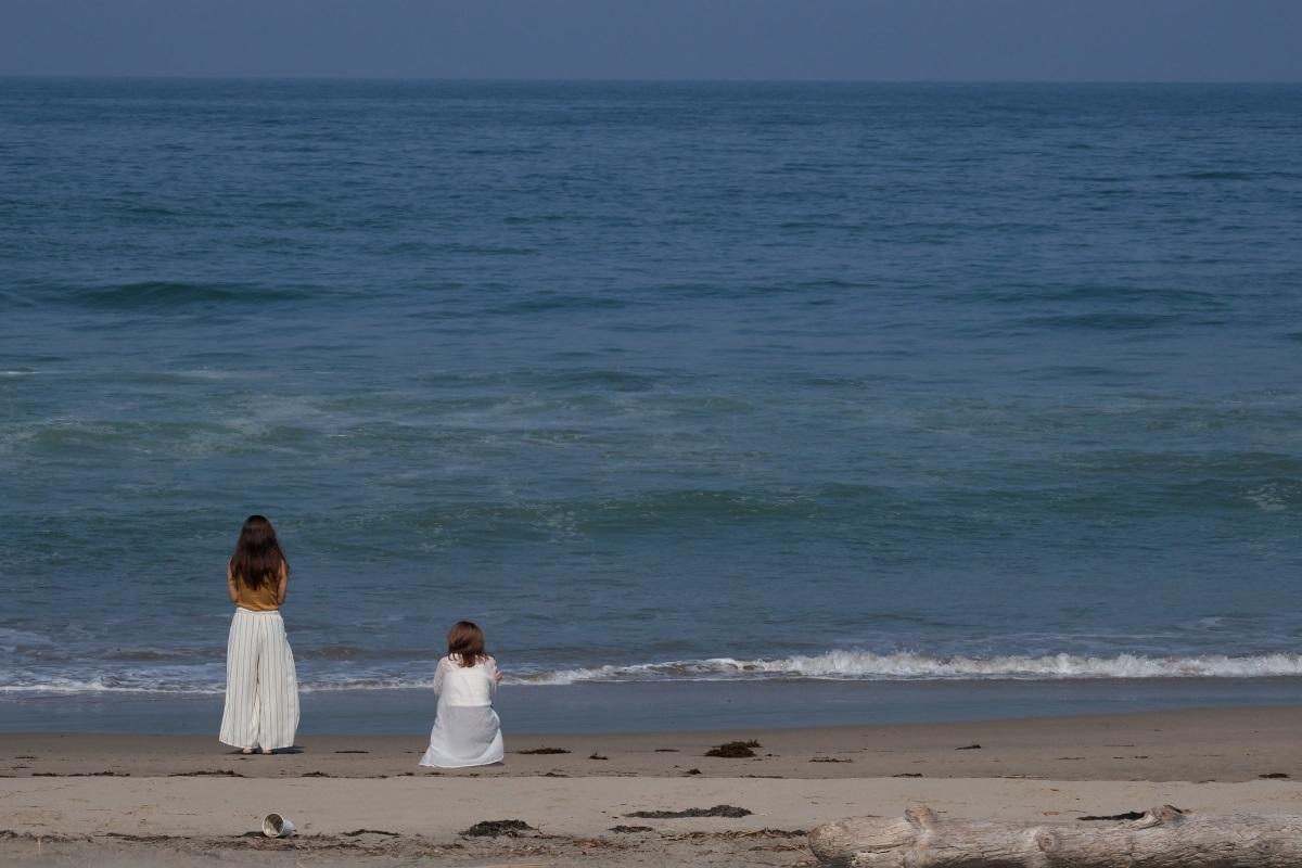 海を見ていた午後 日立市河原子海岸にて 2021・06・09_e0143883_18333558.jpg