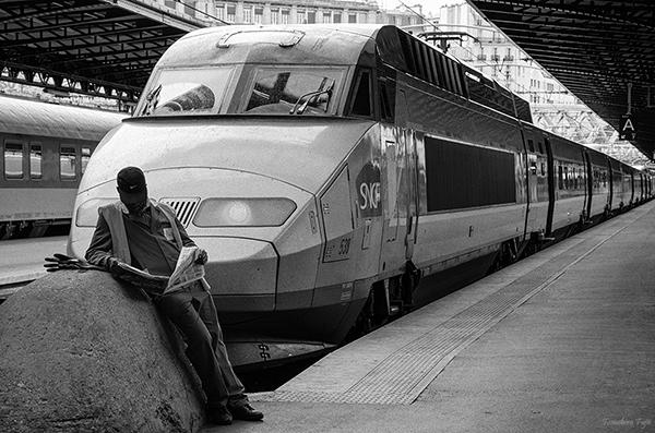 パリ東駅にて_c0030685_10454749.jpg