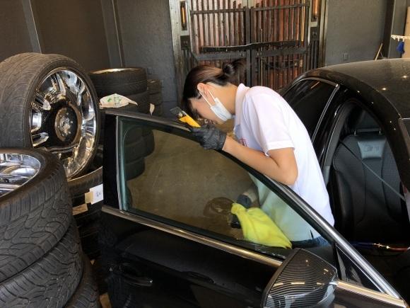 6月10日(木) 本店ブログ☆ メルセデス・ベンツ AMG C63あります‼ランクル ハマー エスカレード TOMMY☆_b0127002_16490446.jpg