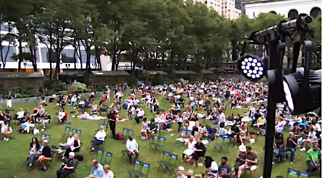 6/9~9/20までNYで無料の野外ライブ『ピクニック・パフォーマンス』(Picnic Performance)開催へ_b0007805_23150935.jpg