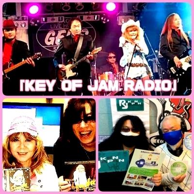 明日の「KEY OF JAM RADIO」は葛城ユキさん復活支援特番!_b0183113_20001640.jpg