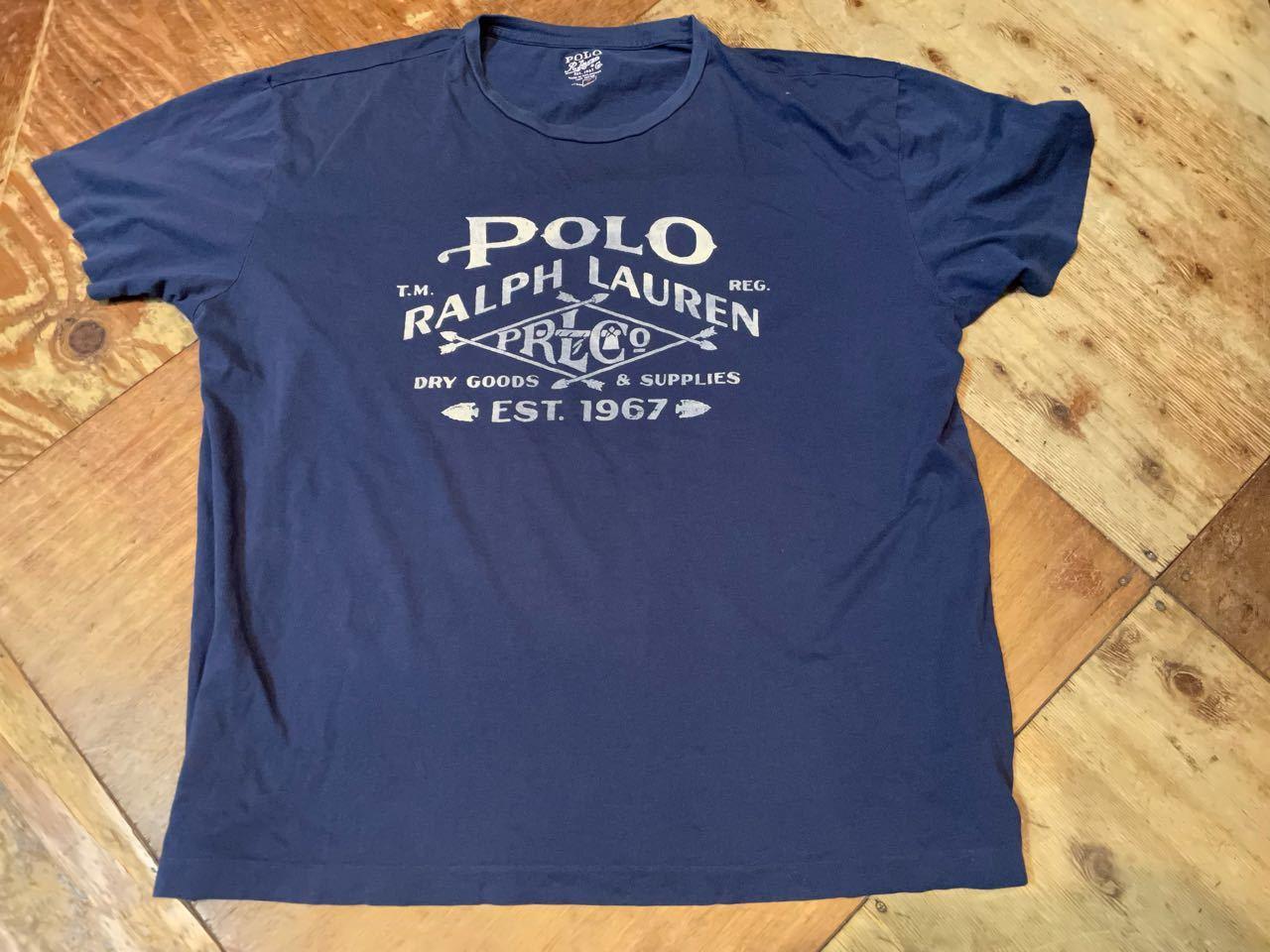 6月10日(木)入荷!POLO Ralph Lauren ラルフローレン  Tシャツ!_c0144020_13280885.jpg