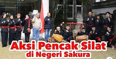 映像:日本におけるプンチャック・シラット Aksi Pencak Silat di Negeri Sakura _a0054926_22570325.jpg