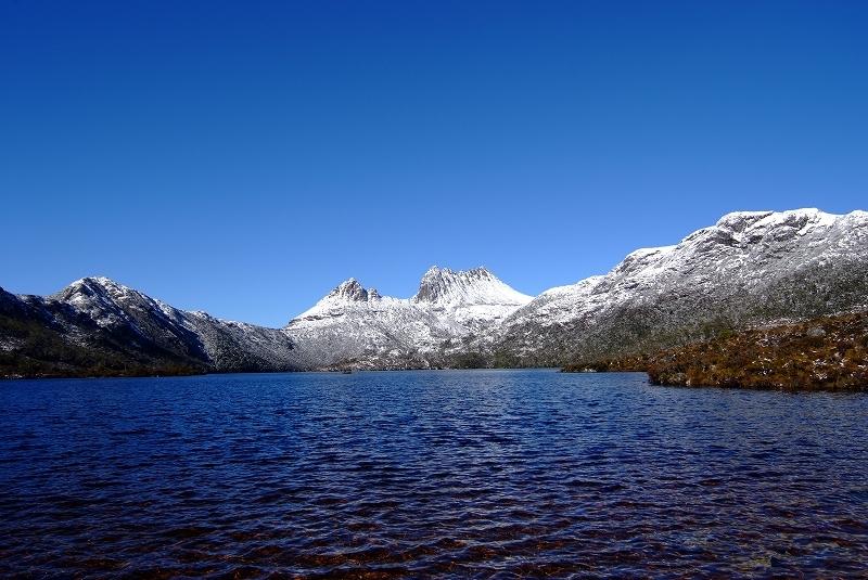 1日に四季がある島 タスマニア_f0050534_16412905.jpg