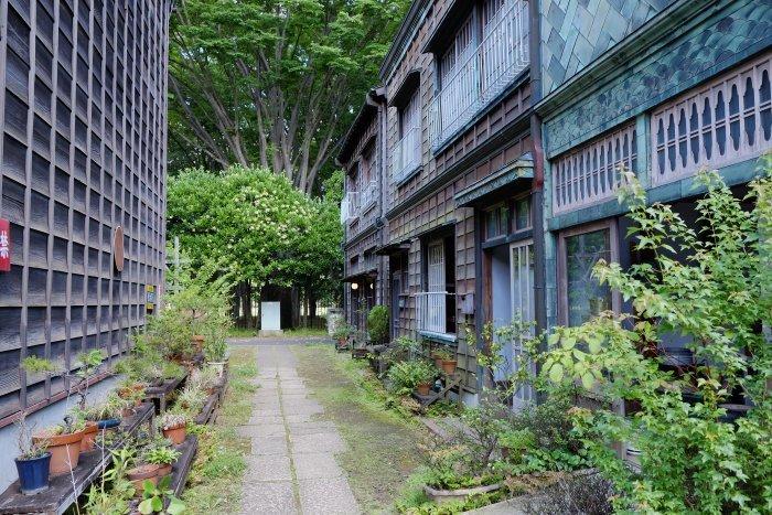 江戸東京たてもの園が再開した。(8)_e0129750_00440178.jpg