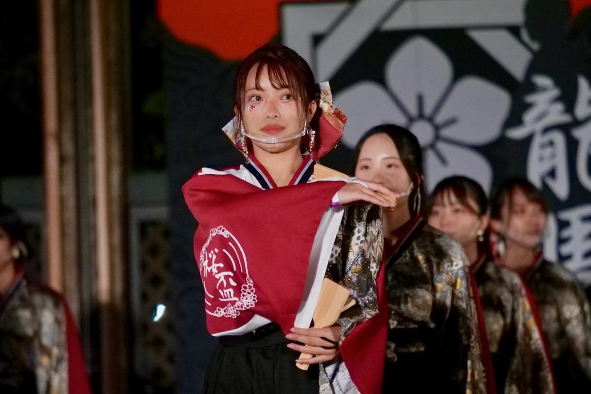 2020龍馬生誕祭その24(高知学生 旅鯨人)_a0009554_23083864.jpg