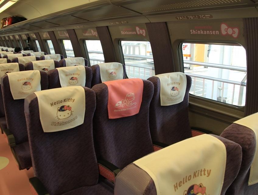 500系 ハローキティに乗る旅 山陽新幹線_d0202264_10115246.jpg
