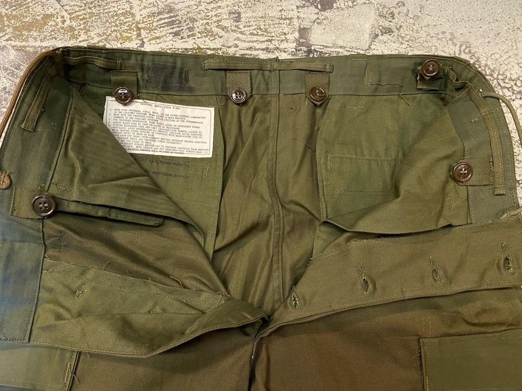"\""BasicStraight!\"" NOS 50\'s U.S Army M-51 ModifiedField!!(マグネッツ大阪アメ村店)_c0078587_13162058.jpg"
