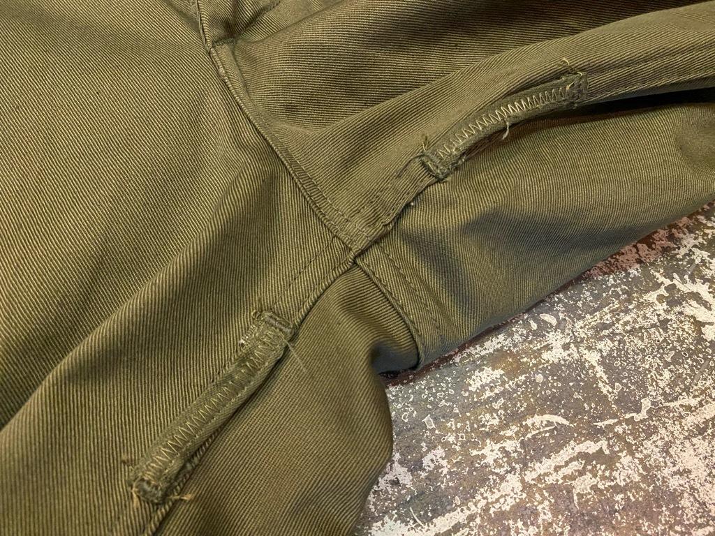 "\""BasicStraight!\"" NOS 50\'s U.S Army M-51 ModifiedField!!(マグネッツ大阪アメ村店)_c0078587_13162186.jpg"