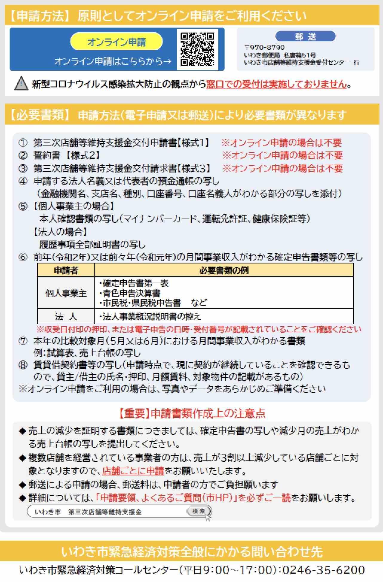 15日から店舗等維持支援金の受付_e0068696_08031121.jpg
