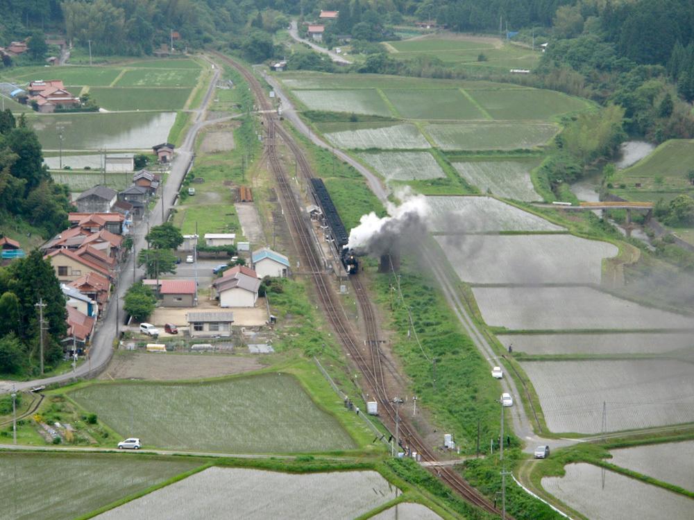 篠目俯瞰(2009年6月)_e0414296_15230622.jpg