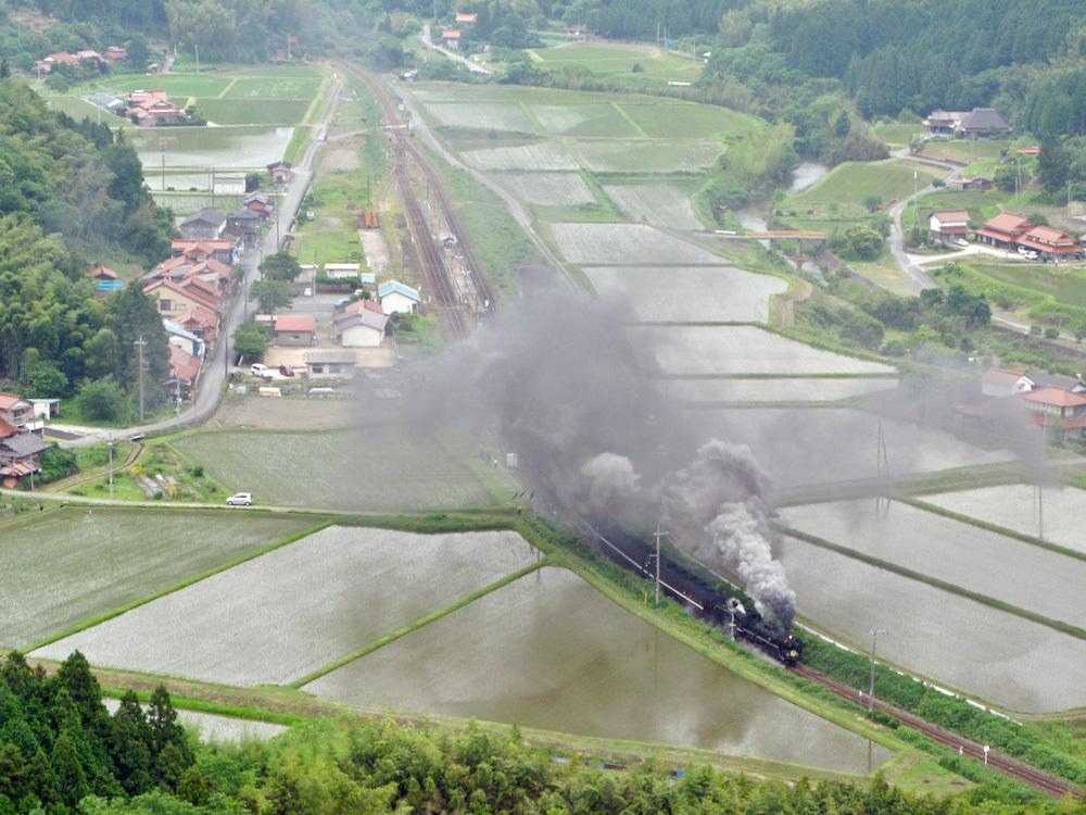 篠目俯瞰(2009年6月)_e0414296_15231426.jpg