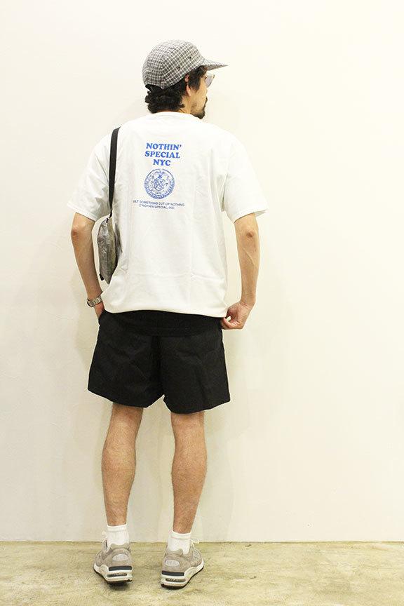 "NOTHIN\'SPECIAL (ナッシンスペシャル) \"" COMPANY POCKET TEE \""_b0122806_13121716.jpg"