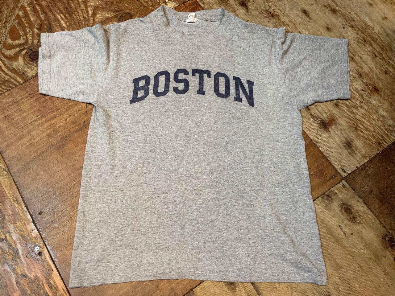 6月12日(土)入荷!80s Made in U.S.A the cotton exchange  BOSTON UNIVERSITY Tシャツ!_c0144020_13315251.jpg