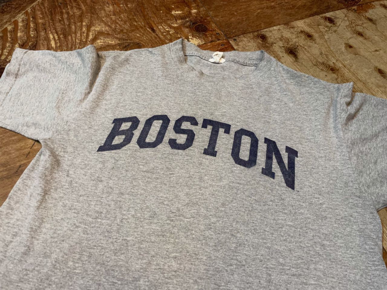 6月12日(土)入荷!80s Made in U.S.A the cotton exchange  BOSTON UNIVERSITY Tシャツ!_c0144020_13315454.jpg