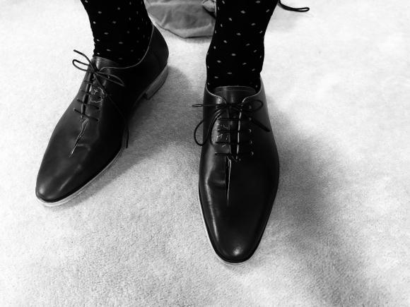 Fitting shoes_c0175551_05323404.jpg