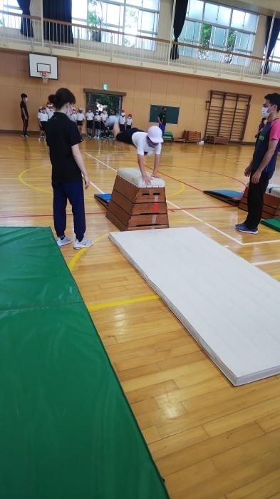 体操練習発表会!_b0211757_19015918.jpg