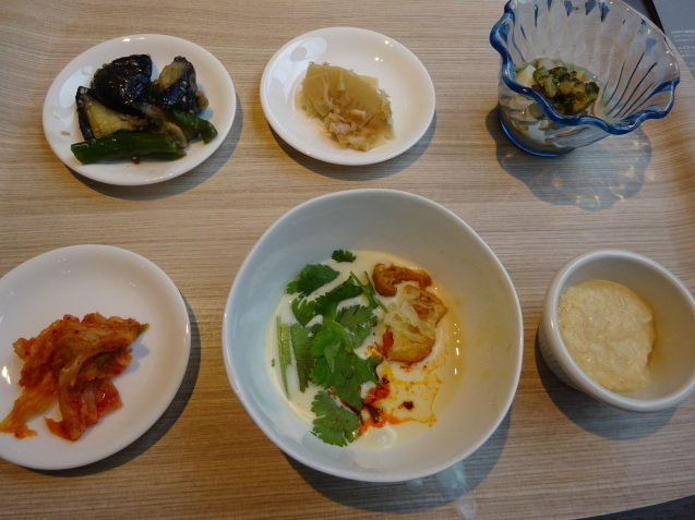 「ハイアットリージェンシー横浜」NOW (6) 朝食_b0405262_20532971.jpg