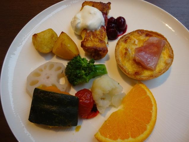 「ハイアットリージェンシー横浜」NOW (6) 朝食_b0405262_20541002.jpg